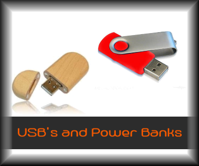 usb's-and-power-banks